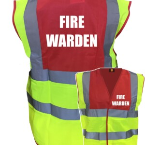 Premium Fire Safety Vests