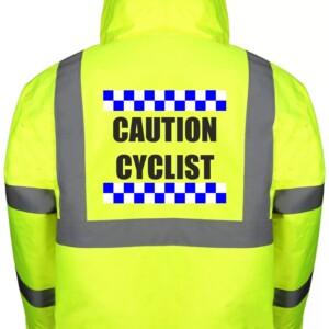 Sillitoe Cycling Bomber Jackets